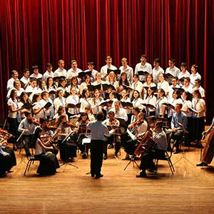 Learn Singing Choral Choir in Gurgaon