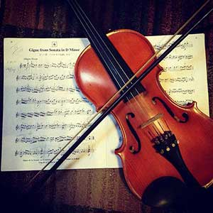 Violin classes and lessons