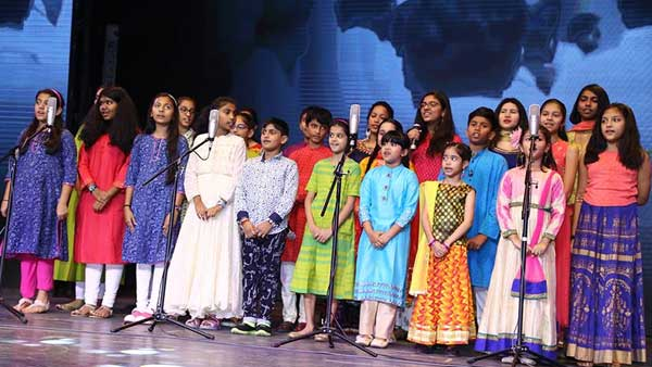 Choral singng lessons in gurgaon