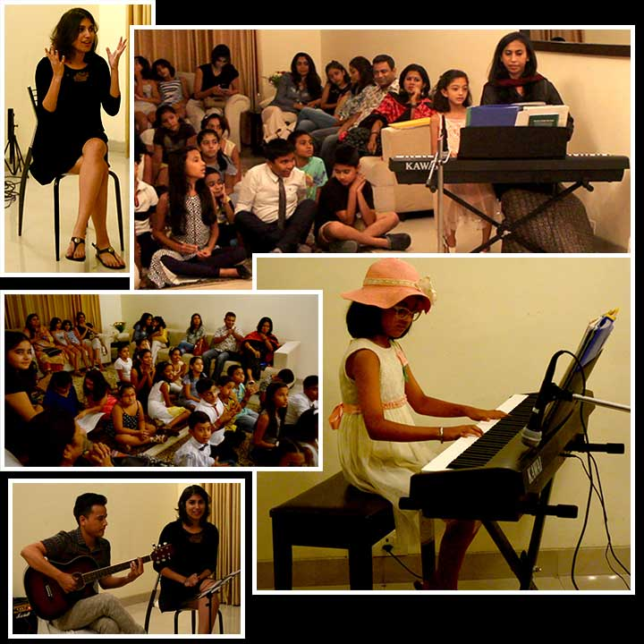 Little Fingers and Voices event