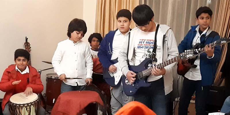 Music classes in gurugram