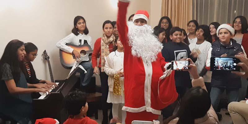 Musical christmas celebration 2019