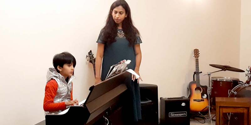 Piano classes in gurgaon