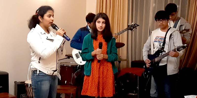 Vocal singing classes in gurgaon