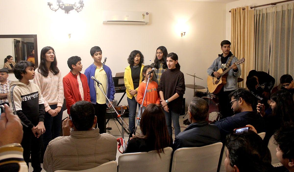 Singing classes in gurgaon