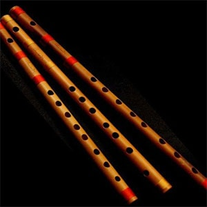 Bansuri indian flute