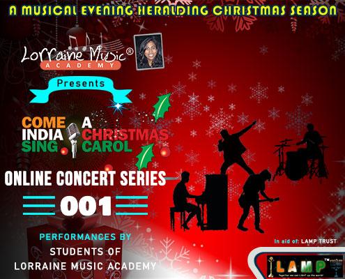 online music concert